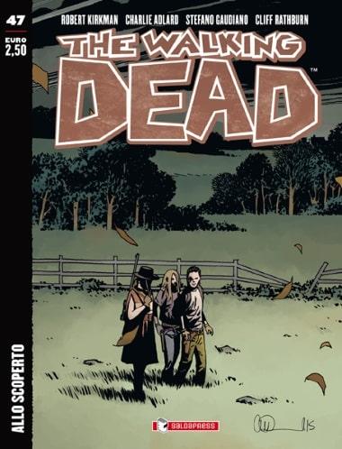 Disponibile il numero 47 di The Walking Dead_Notizie