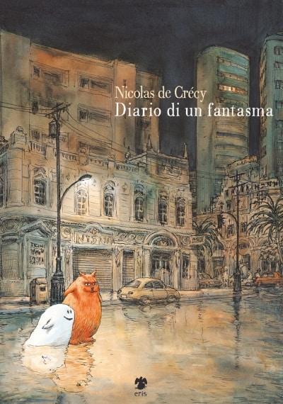 """Eris Edizioni presenta """"Diario di un fantasma"""""""