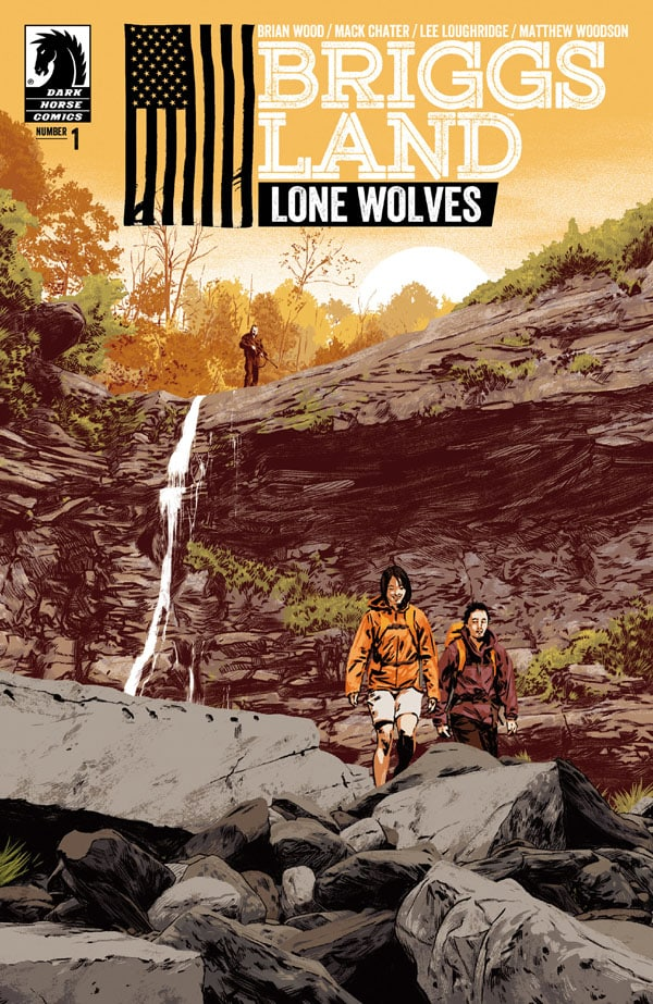 Briggs Land - Lone Wolves 1