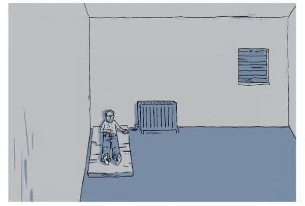 Il trionfo del minimalismo: Fuggire di Guy Delisle