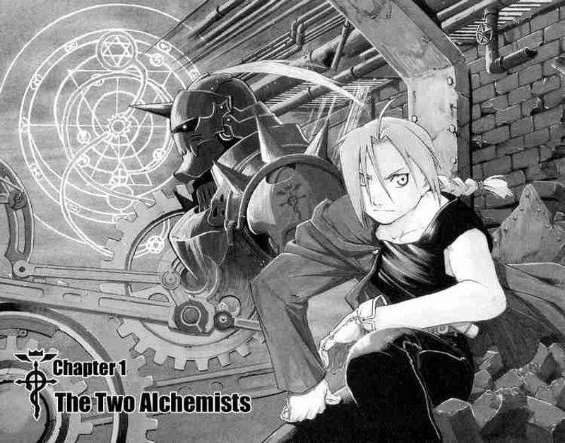 """""""Fullmetal Alchemist"""", o della ricerca di se stessi"""