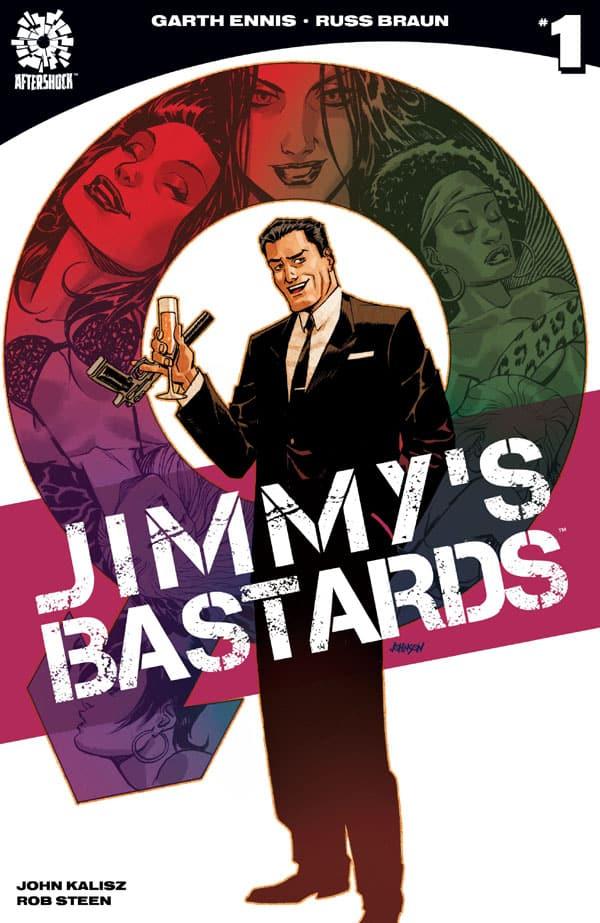 Jimmy's Bastards 1