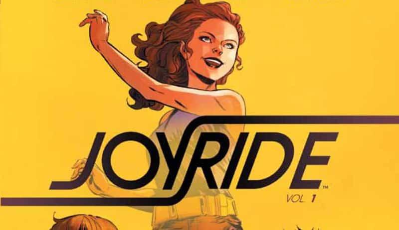 Anteprima di Joyride Vol #1 (ReNoir Comics)