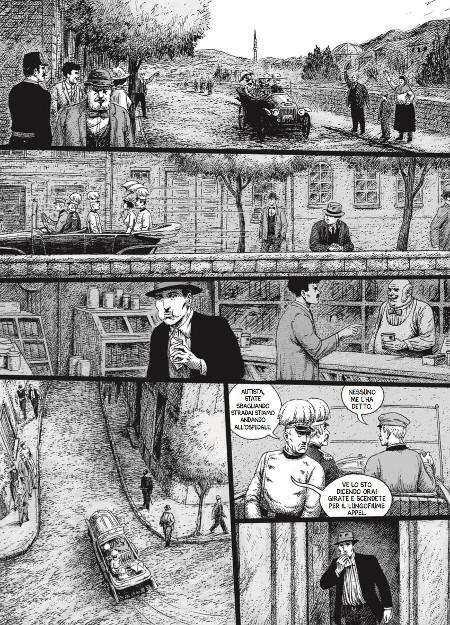 La storia di Gavrilo Princip diventa una graphic novel