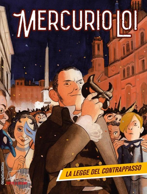 Presentazione di Mercurio Loi a Milano