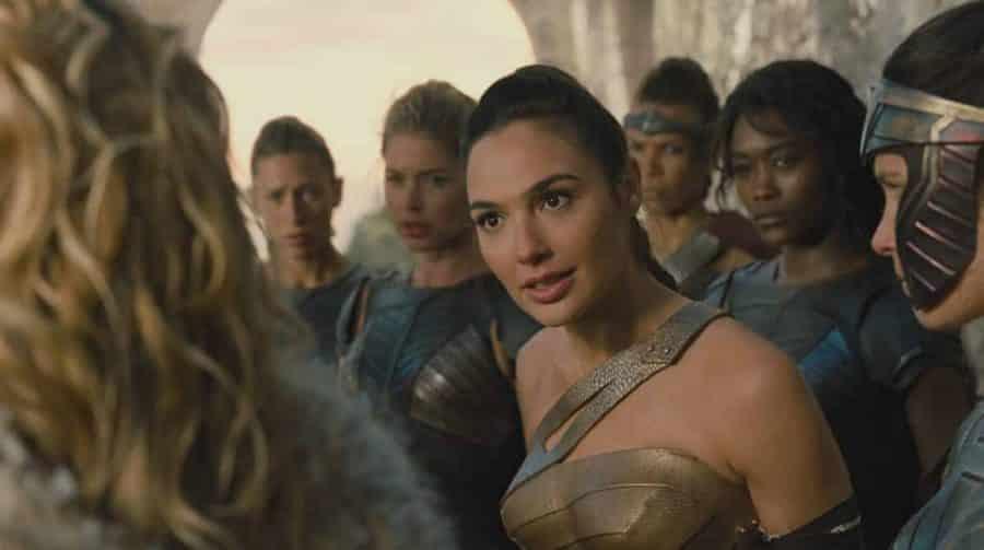 Wonder Woman è il film più twittato del 2017