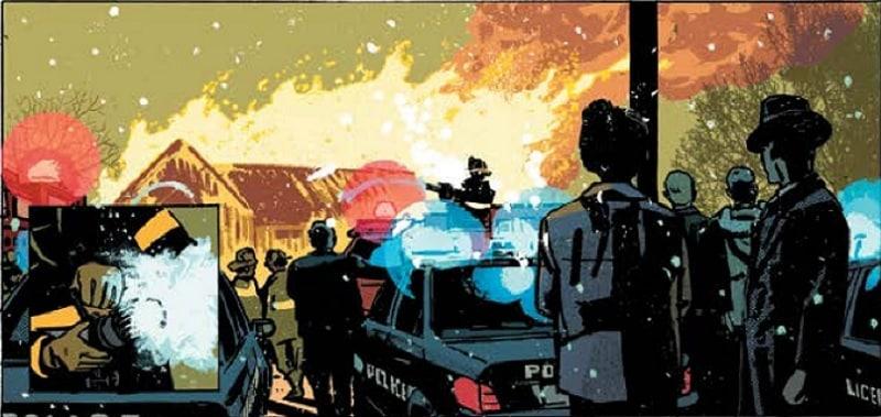Outcast: non c'è pace per il reietto di Robert Kirkman