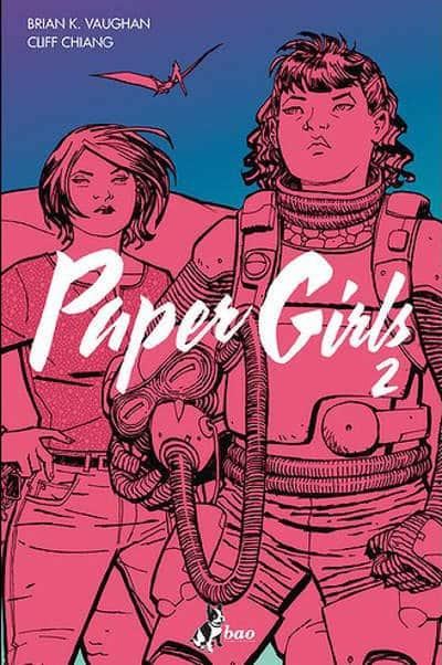 Paper Girls - Vol. 2 (Vaughan, Chiang)