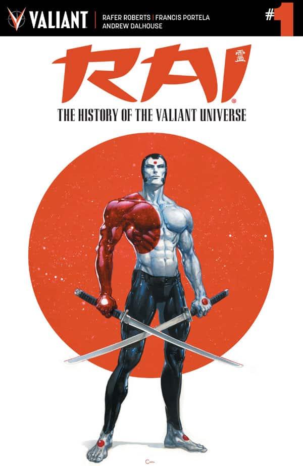 Rai - The History of the Valiant Universe