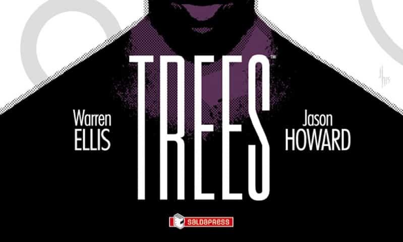 Due foreste, il secondo volume di Trees di Warren Ellis