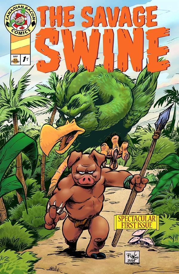 The Savage Swine_1