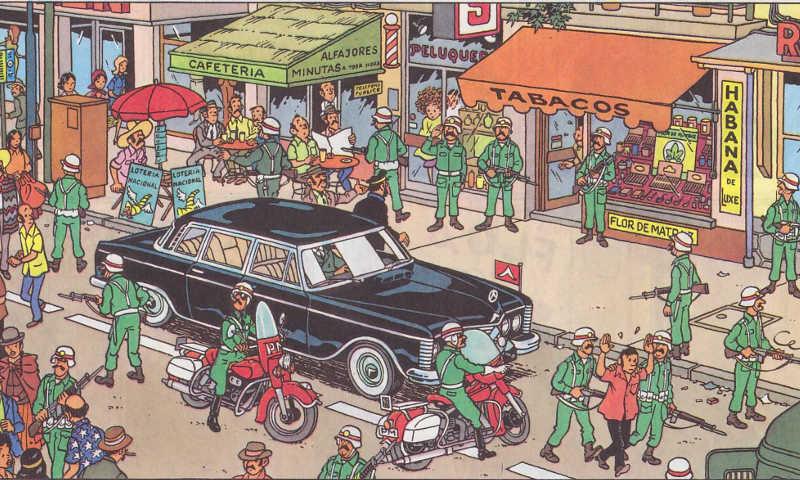 Tintin e i Picaros: in cerca di una nuova identità