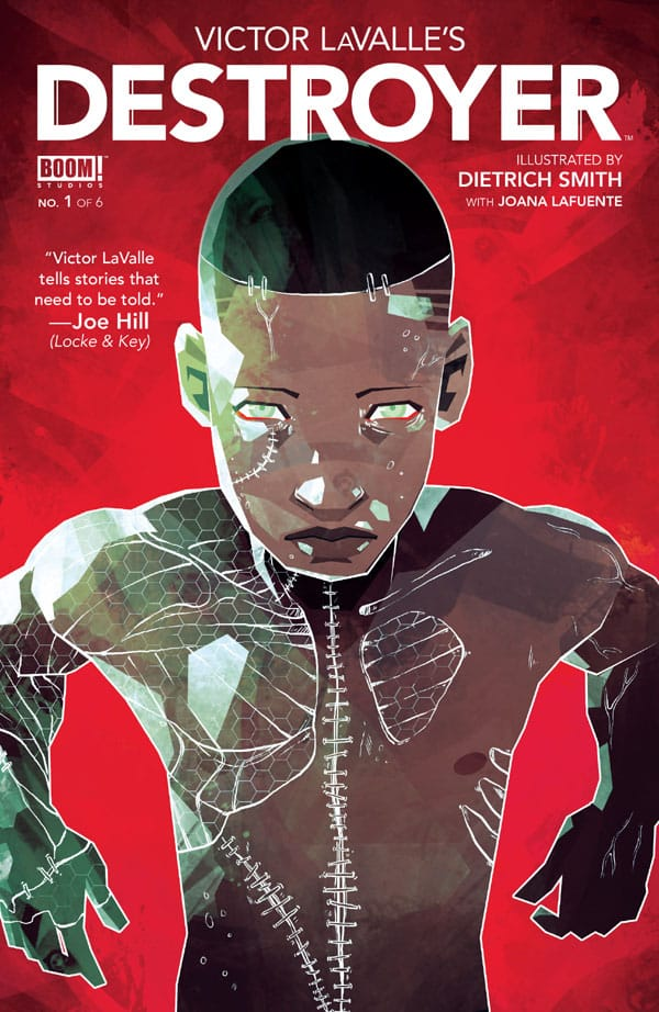 Victor LaValle's Destroyer 1