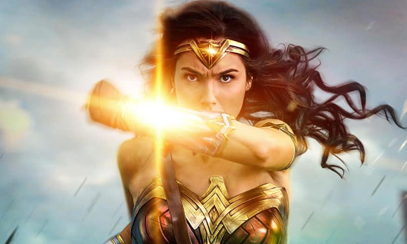 Wonder Woman salva il DCEU