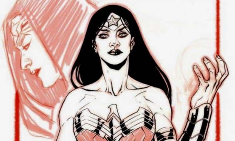 David Messina e Wonder Woman: un italiano a Themyscira