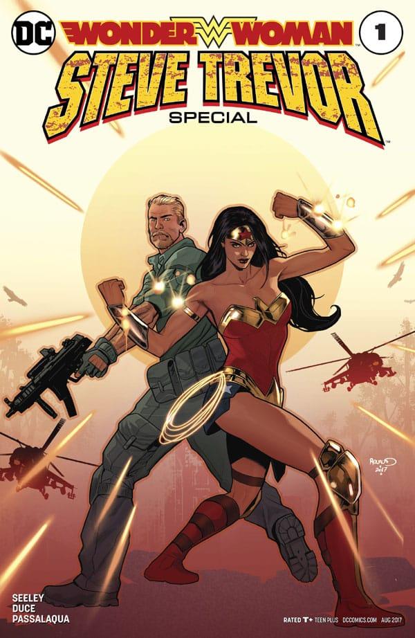 Wonder Woman - Steve Trevor 1