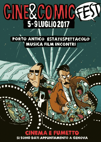 Monolith in anteprima al Cine&Comic Fest_Notizie