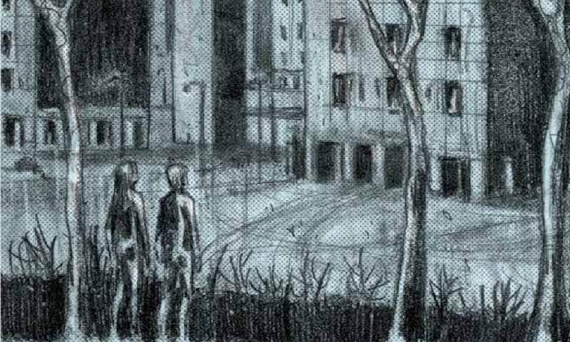 L'implacabile disciplina di Luigi Bernardi e Otto Gabos