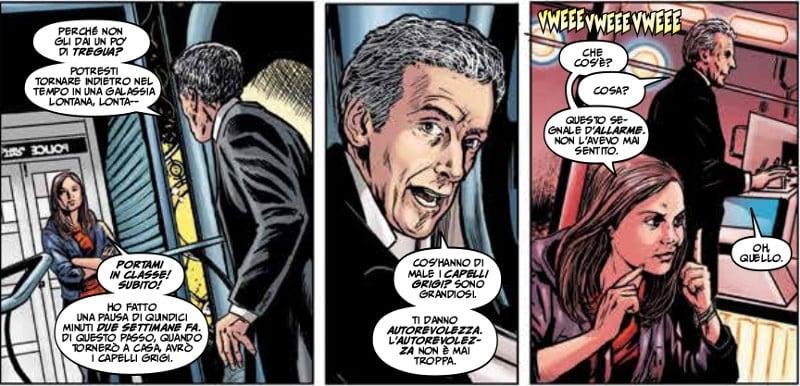 Doctor Who #6 (Morrison, Williamson)