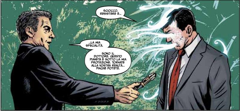Doctor Who #7 (Morrison, Williamson)_BreVisioni