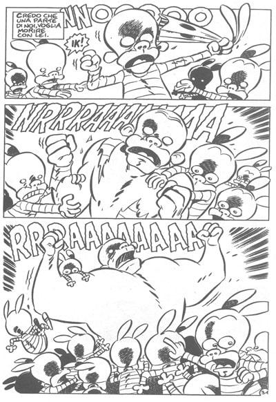 The Rat-Man's Countdown #8: Ik!