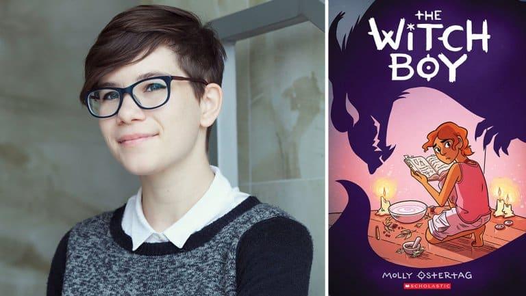 Fox Animation porta sullo schermo graphic novel Witch Boy