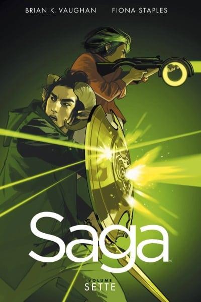 """In uscita per Bao Publishing il settimo volume di """"Saga"""""""