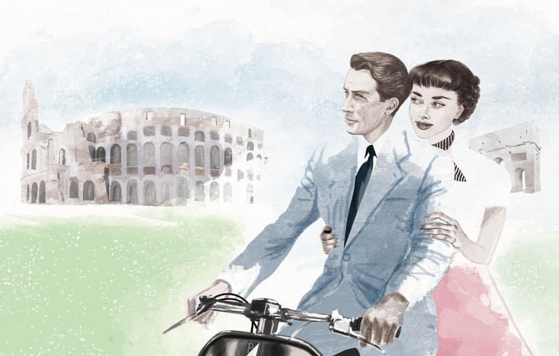 Audrey-Hop-edizioni-Vacanze-Romane