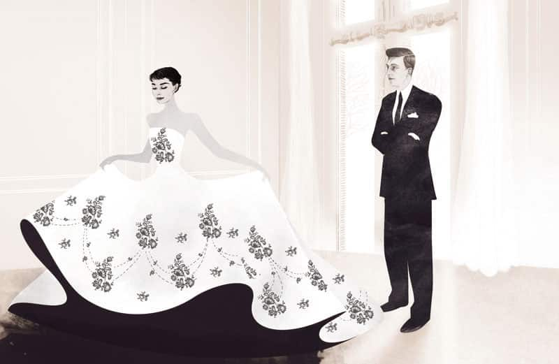Audrey-Hop-Edizioni-Givenchy-mon-amour