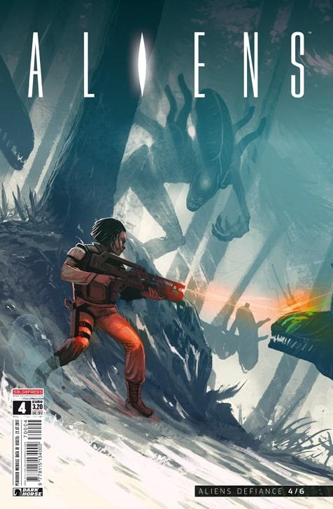 Aliens: esce il quarto numero del mensile dedicato agli Xenomorfi