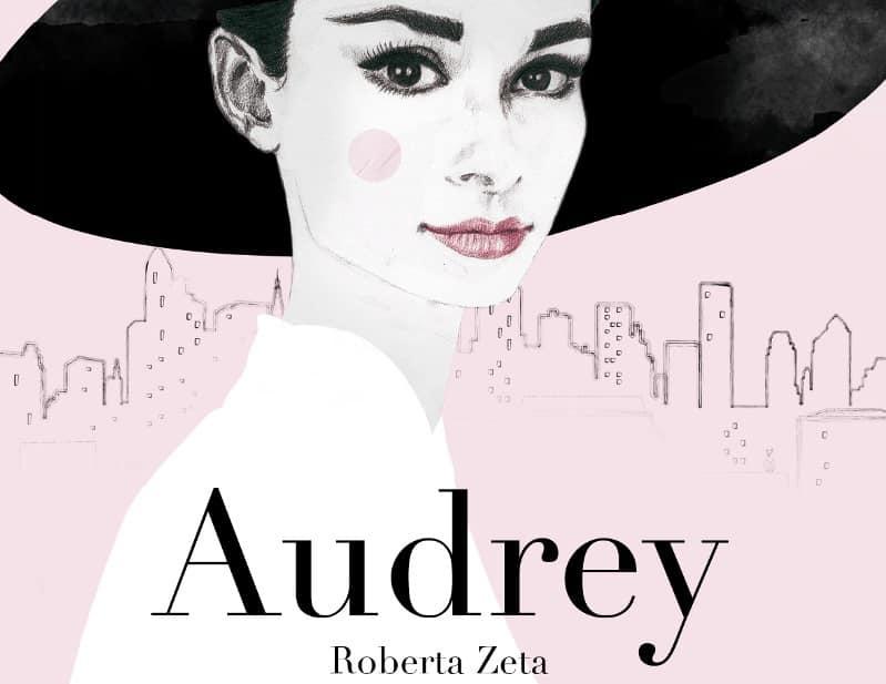 Onirica e delicata, Roberta Zeta racconta Audrey Hepburn