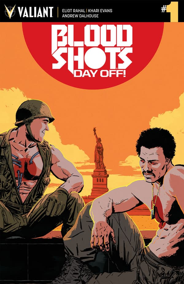 Bloodshot's Day Off 1