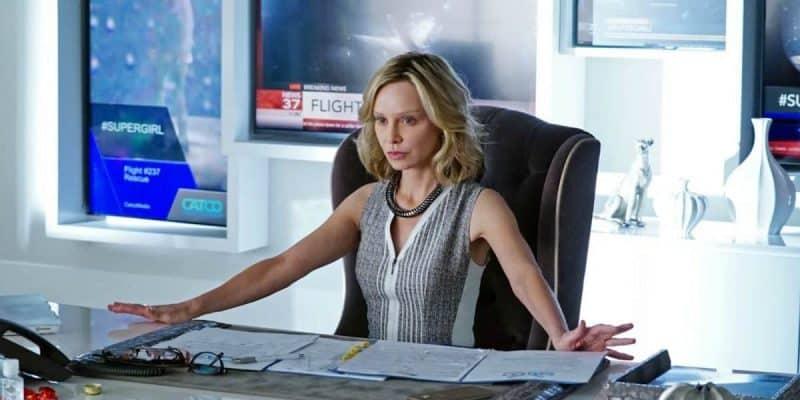 Supergirl: Calista Flockhart nella premiere terza stagione