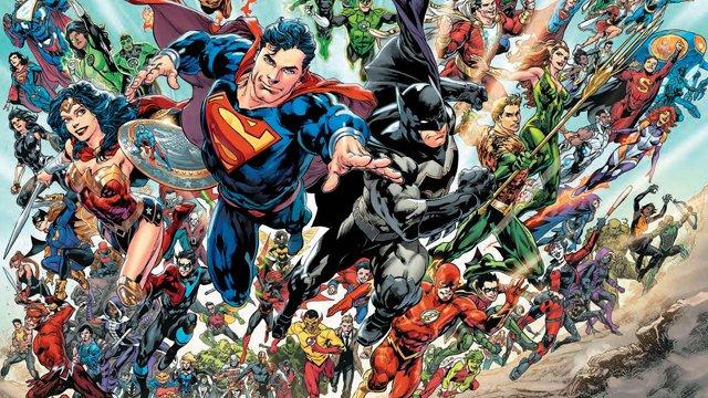 Warner Bros. annuncia nuovi, misteriosi film DC Comics