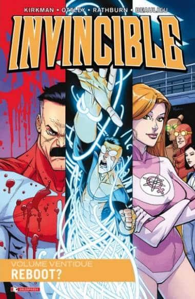 Invincible vol. 22 – Reboot? (Kirkman, Ottley)