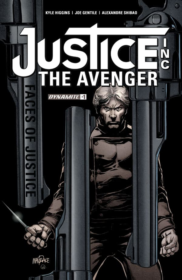 Justice Inc - The Avenger 1