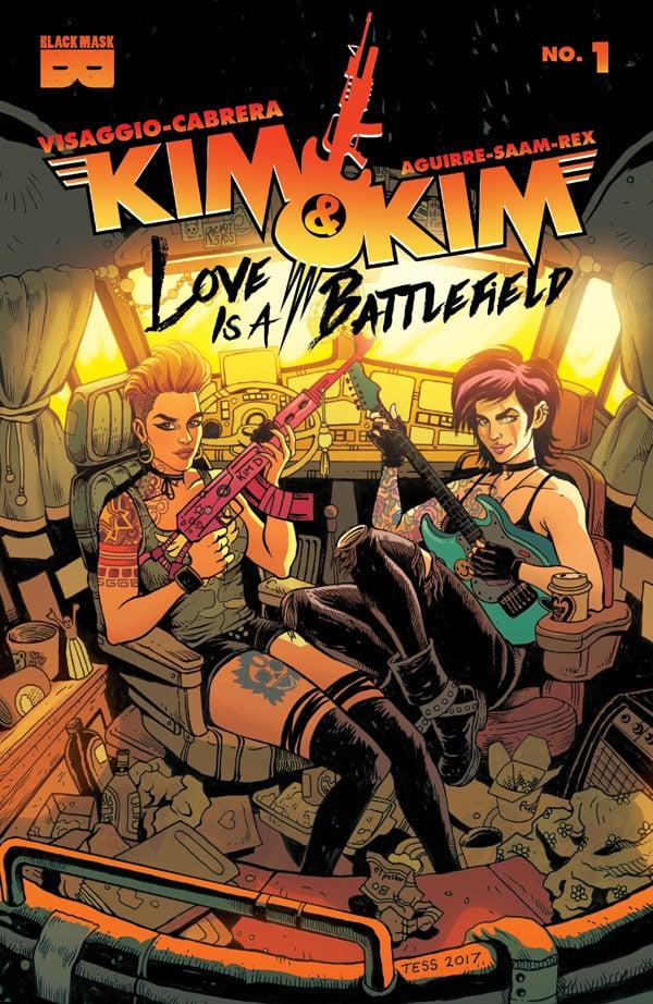 Kim & Kim - Love Is A Battlefield 1