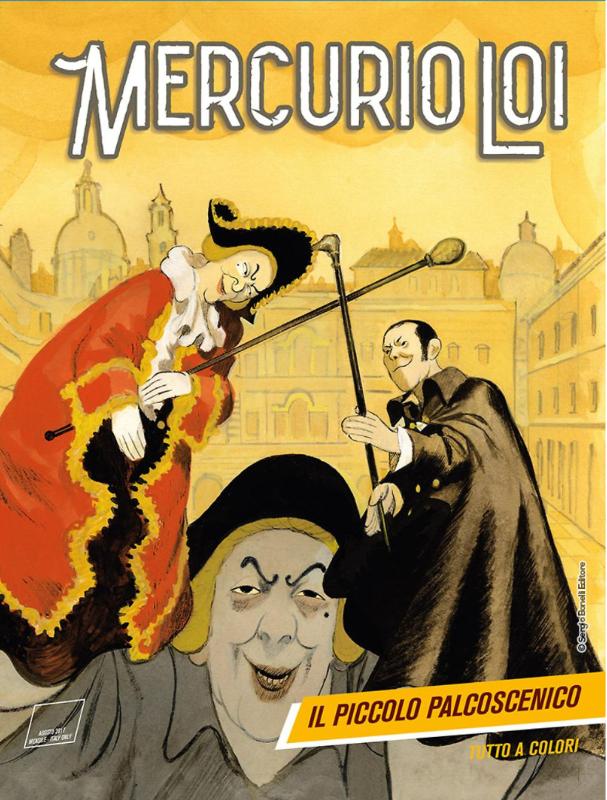 Mercurio Loi – Il piccolo palcoscenico_Notizie
