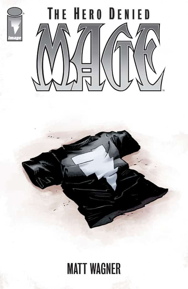 Mage - The Hero Denied 0
