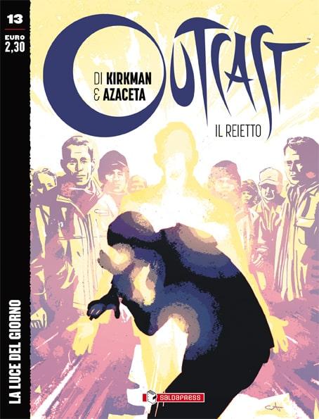 Outcast: disponibile l'albo numero 13