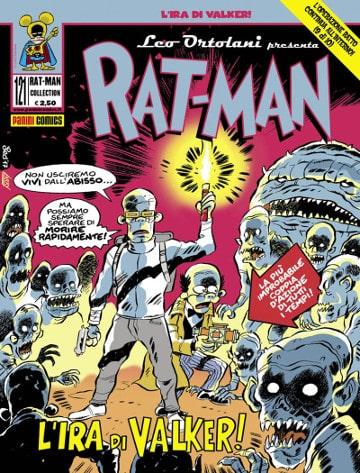 Rat-Man #121 – L'ira di Valker! (Ortolani)_BreVisioni
