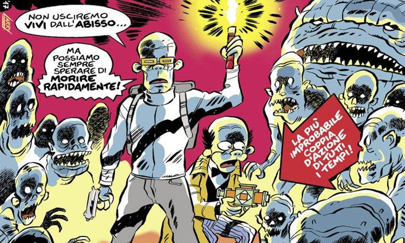 Rat-Man #121 – L'ira di Valker! (Ortolani)