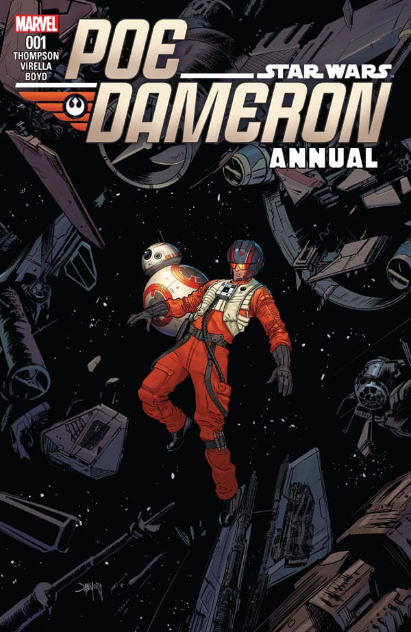 Star Wars - Poe Dameron Annual 1