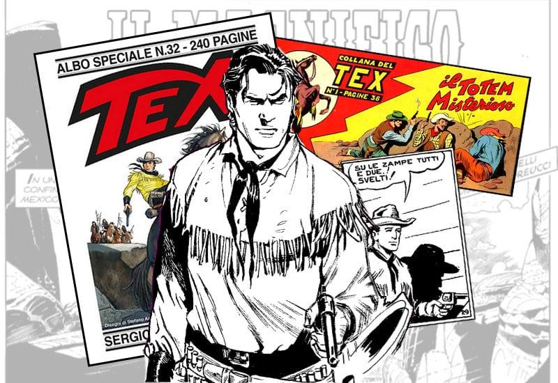 Il magnifico fuorilegge: Tex, come fosse la prima volta