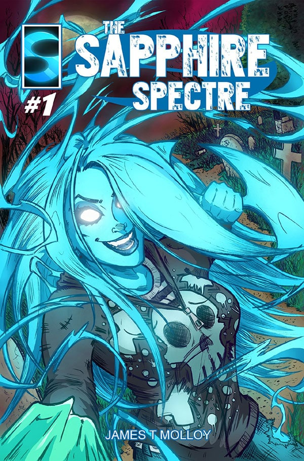 The-Sapphire-Spectre-1_First Issue