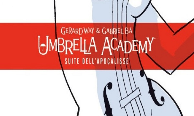 In uscita per Bao la nuova edizione di Umbrella Academy