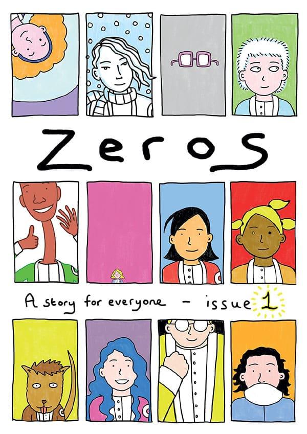Zeros-1_First Issue