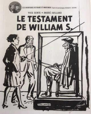 Blake e Mortimer e il Testamento di William Shakespeare