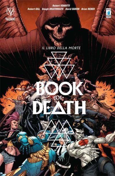 Book of Death - Il libro della morte (Venditti, Gill, Braithwaite)