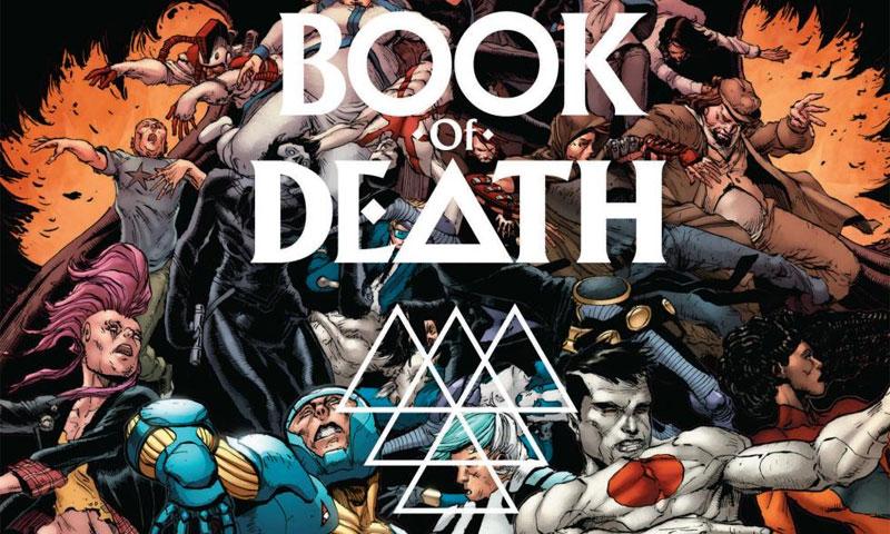 Book of Death – Il libro della morte (Venditti, Gill, Braithwaite)